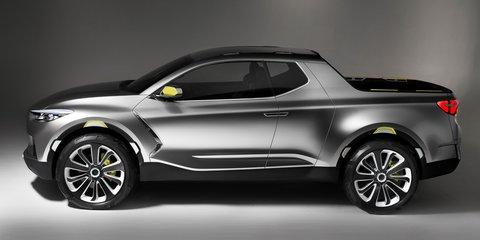 Hyundai Santa Cruz production model could be based on new Tucson - report