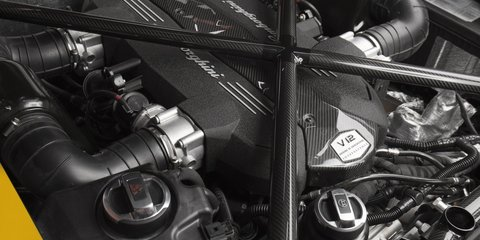 2016 Lamborghini Aventador SV Review