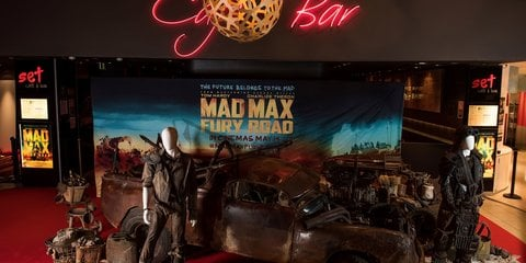 Mad Max:: Fury Road – Up close and personal with Cranky Frank