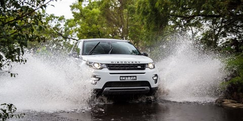 2015 Land Rover Discovery Sport Review: SE and HSE, off-road and on-road