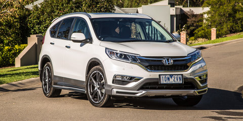2015 Honda CR-V Series II Review