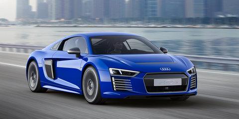 Audi R8 e-tron axed - report