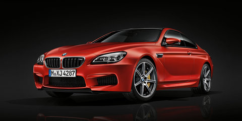 BMW M6 Competition Package updated with more power