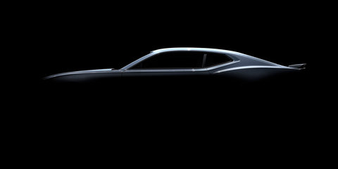 2016 Chevrolet Camaro teased again ahead of debut