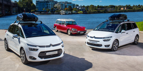 Citroen C4 Picasso, Grand C4 Picasso gain free Safari pack - UPDATE