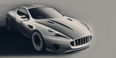 Kahn Vengeance revealed in sketches, will be built from this year