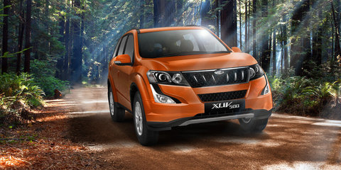 Mahindra XUV500 facelift here in Q4, auto coming in 2016