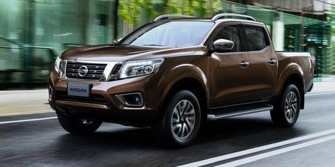 2016 Toyota HiLux versus Ford Ranger, Mitsubishi Triton, Nissan Navara