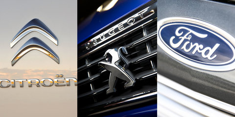 PSA Peugeot Citroen, Ford extend small diesel engine agreement - report