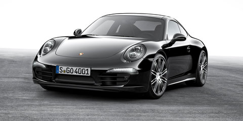 Porsche Boxster and 911 ranges add feature-packed Black Edition variants
