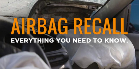 Takata airbag recall in Australia : Everything you need to know - LAST UPDATE JUNE 30