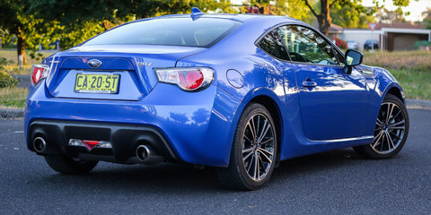 Wonderful Subaru BRZ Review Specification Price  CarAdvice