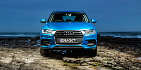 2015 Audi Q3 pricing and specifications