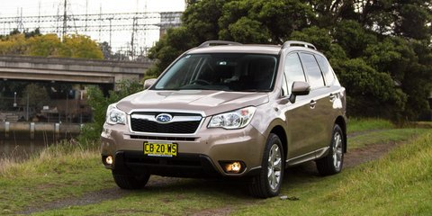 2015 Subaru Forester Review : 2.0D-L diesel CVT