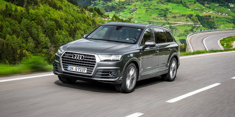 "Audi Q7: ""A lot of testing"" done locally for new large SUV"