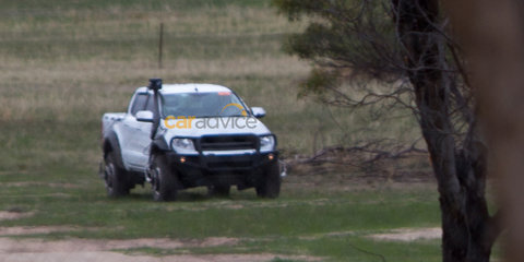 2016 Ford Ranger Raptor and Ranger FX4 trademarks registered — spied testing locally?