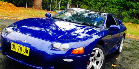 1997 Mitsubishi 3000 GT Review Review