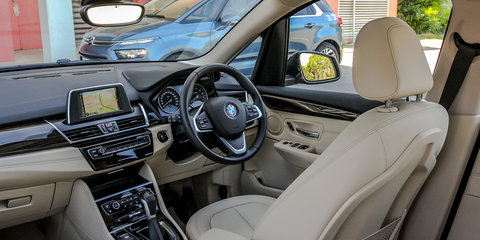 2015 BMW 2 Series Active Tourer Review :: LT1