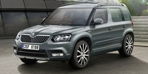 2015 Skoda Yeti 120 Edition pricing and specifications