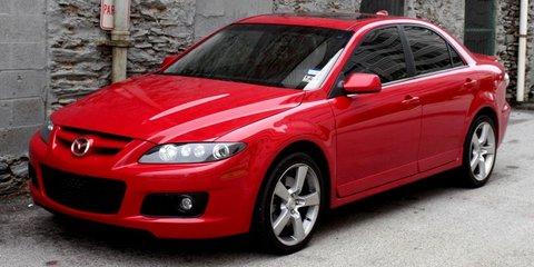 Mazda Australia recalls 80,000 cars with Takata airbags