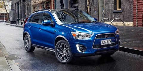 2015 Mitsubishi ASX updated with revised styling, new technology