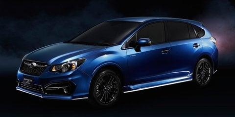 Subaru Impreza Sport Hybrid revealed, ruled out for Australia