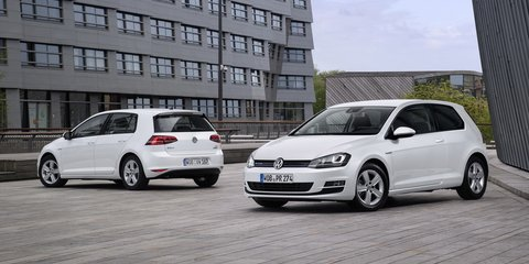 Volkswagen Golf TSI BlueMotion becomes most efficient petrol version ever