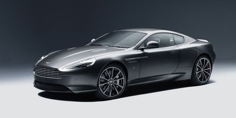 2016 Aston Martin DB9 GT unveiled with more power