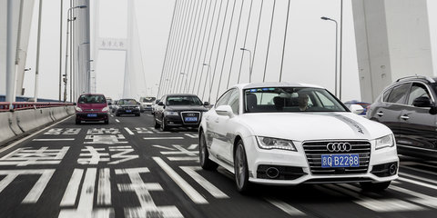 Audi's driverless future is coming sooner than you think
