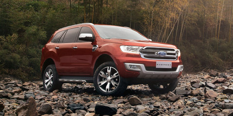 Ford Everest pricing and specifications: $76,990 price tag for flagship Titanium