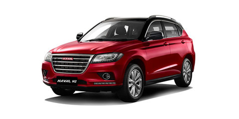 Haval H2 price cut to $24,990 driveaway