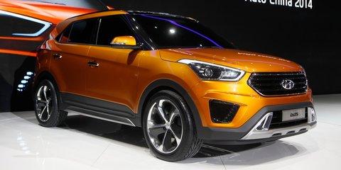 Hyundai Creta sub-compact SUV announced, Australian future cloudy