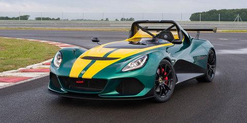 Lotus 3-Eleven unveiled