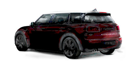 2016 Mini Clubman teased ahead of Frankfurt debut