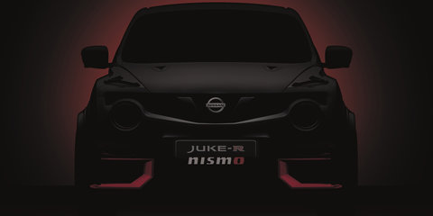 Nissan Juke R Nismo teased ahead of Goodwood debut