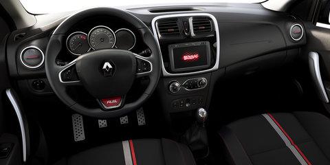 Renault Sandero RS 2.0 revealed