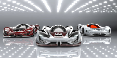 SRT Tomahawk Vision Gran Turismo unveiled with 1931kW drivetrain