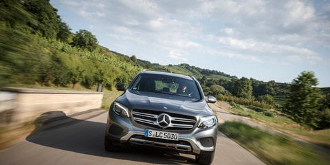 Mercedes-Benz GLC hydrogen fuel cell SUV due in 2017 - report