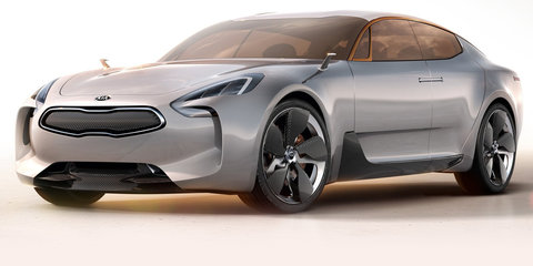 Kia GT four-door coupe could debut soon, HQ still keen on Stinger coupe