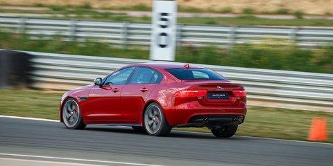 Jaguar XE S Review: Track test