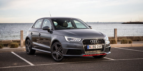 2015 Audi A1 Sportback Review: 1.8 TFSI S line