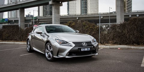 2015 Lexus RC350 Luxury Review