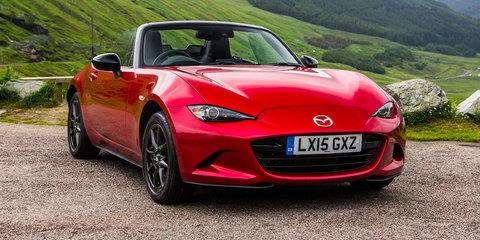 2015 Mazda MX-5 Review : Scotland first drive
