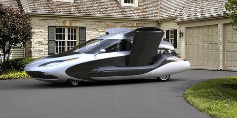 Terrafugia's flying car to launch in 2021