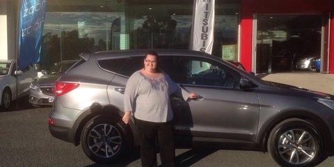 2014 Hyundai Santa Fe Elite CRDi Review Review