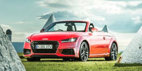 2016 Audi TT Roadster Review