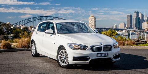 2015 BMW 118i Review