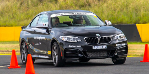 BMW Intensive Driving Experience