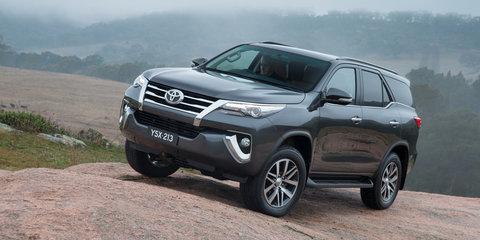 2016 Toyota Fortuner revealed