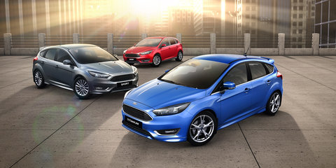 2016 Ford Focus pricing and specifications
